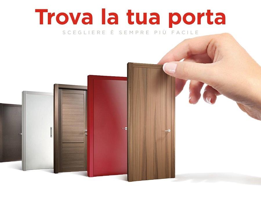 Negozio di porte in provincia di Milano