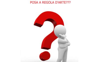 MAI PIÙ definizioni come ''POSA A REGOLA D'ARTE'':  IL PATENTINO DI INSTALLATORE È ORMAI REALTÀ!