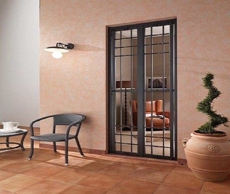 Inferriate finestre Milano